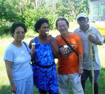 essay about family filipino author At home, my cajun and filipino american relatives exchanged recipes and family stories-for example that my filipino ancestor felipe madriaga worked in the filipino fishing villages of st malo and manila village and, with his irish wife brigett nugent, ran a small restaurant at one time.