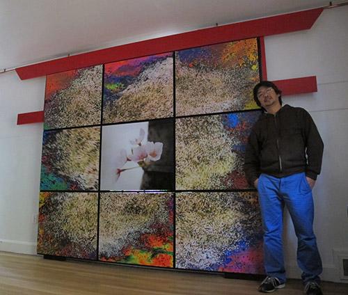 Paul I. Tanedo Artist-&-showpiece