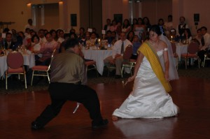 Michelle Bautista, Warrior Bride